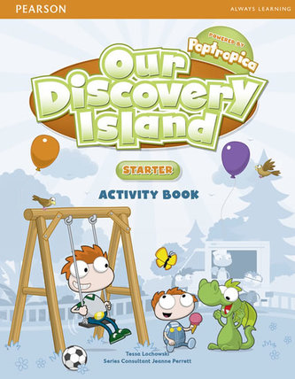 Our Discovery Island Starter Activity Book and CD ROM (Pupil) Pack - Tessa Lochowski