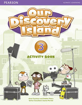 Our Discovery Island  3 Activity Book and CD ROM (Pupil) Pack