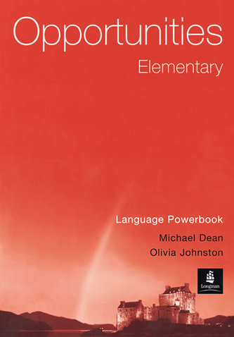New Opportunities Elementary Global Language Powerbook - Michael Harris