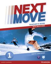 Next Move 1 Teacher´s Book & Multi-ROM pack