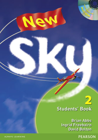 New Sky 2 Student´s Book - Brian Abbs
