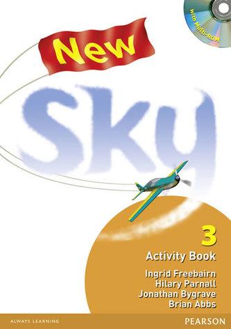 New Sky Activity Book and Students Multi-Rom 3 Pack - Abbs Brian, Barker Chris, Freebairn Ingrid