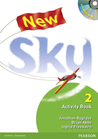 New Sky Activity Book and Students Multi-Rom 2 Pack - Bygrave Jonathan