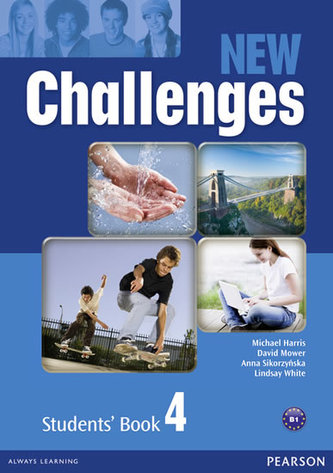 New Challenges 4 Students´ Book - Michael Harris