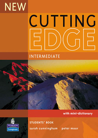New Cutting Edge Intermediate Students´ Book - Cunningham, Sarah