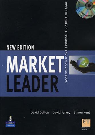 Market Leader Upper Intermediate Coursebook/Class CD/Multi-Rom Pack - Cotton, David