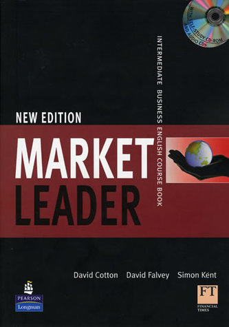 Market Leader Intermediate Coursebook/Class CD/Multi-Rom Pack - Cotton, David