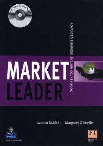 Market Leader Advanced Coursebook/Multi-Rom Pack - O'Keeffe Margaret