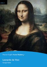 Level 4: Leonardo da Vinci Book and Multi-ROM with MP3 Pack
