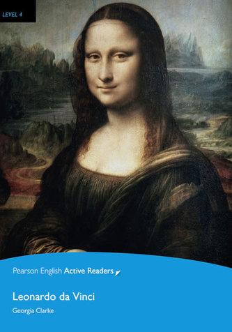 Level 4: Leonardo da Vinci Book and Multi-ROM with MP3 Pack - Clarke Georgia