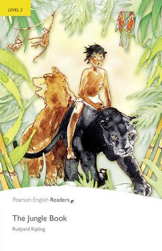 Level 2: The Jungle Book and MP3 Pack - Rudyard Kipling
