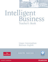 Intelligent Business Upper Intermediate Teachers Book and Test Master CD-Rom Pack