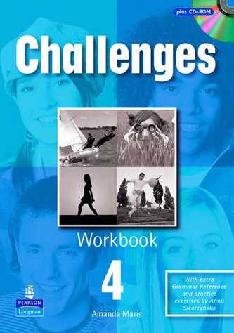 Challenges 4 Workbook and CD-Rom Pack - Amanda Maris