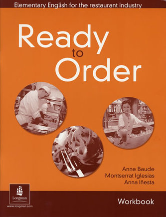 English for Tourism: Ready to Order Workbook - Baude Anne