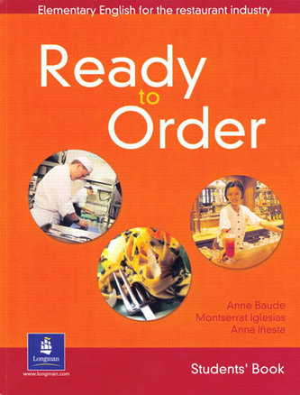 English for Tourism: Ready to Order Student Book - Baude Anne