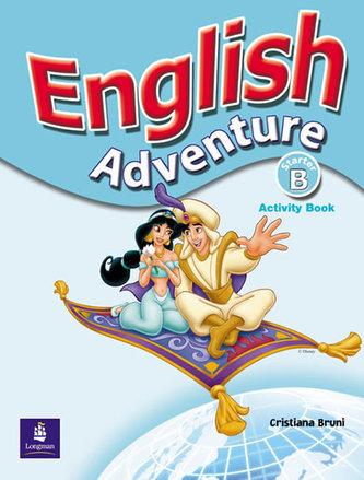 English Adventure Starter B Activity Book - Lochowski Tessa, Bruni Cristiana