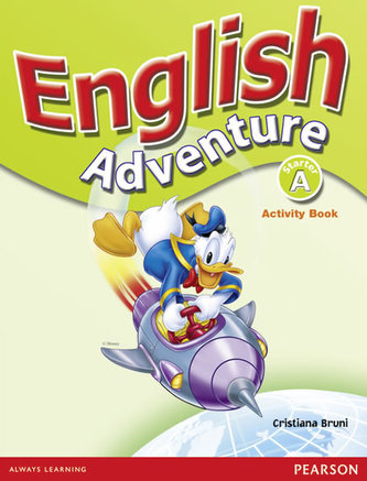 English Adventure Starter A Activity Book - Lochowski Tessa, Bruni Cristiana