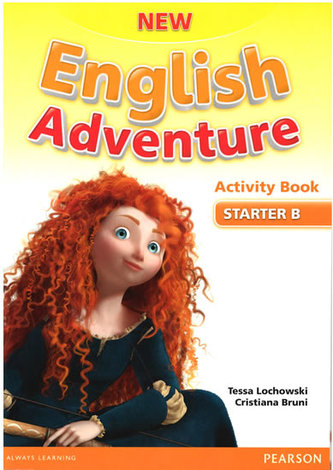 New English Adventure STARTER B Activity Book and Songs CD Pack - Worrall Anne