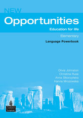New Opportunities Elementary Language Powerbook