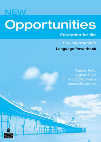 New Opportunities: Pre-intermediate Language Powerbook - Náhled učebnice