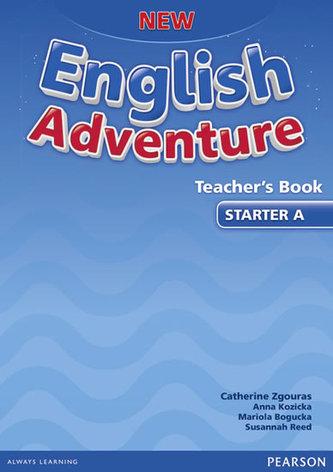 New English Adventure STARTER A Teacher´s book - Zgouras Catherine