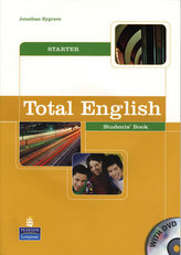 Total English Starter Students book & DVD Pack