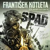 Spad - CDmp3 (Čte Borek Kapitančík)