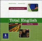 Total English Pre-intermediate Class CDs