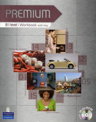 PREMINUM B1 level with key - Náhled učebnice