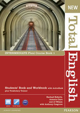 New Total English Intermediate Flexi Coursebook