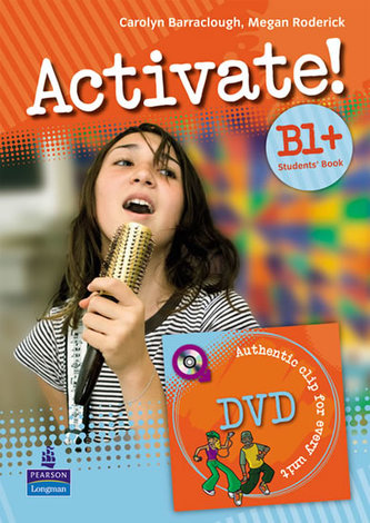 Activate! B1+ Students Book - Carolyn Barraclough