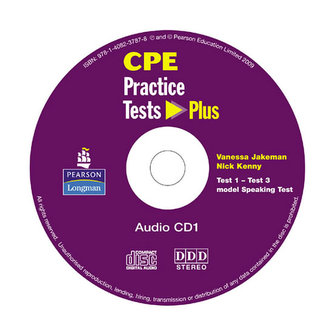 CPE: Practice Tests Plus CDs 1-2 - Kenny, Nick