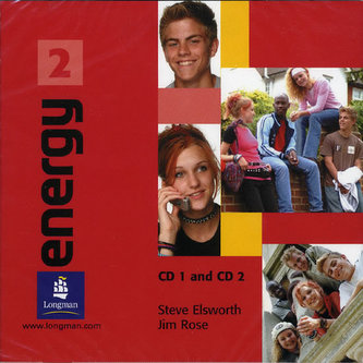Energy 2 Class Audio CD - Steve Elsworth