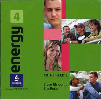 Energy 4 Class Audio CD - Steve Elsworth