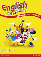 English Adventure: Song and Festival Pack (WBK, Audio CD)
