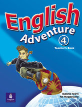 English Adventure 4: Teacher´s Boo