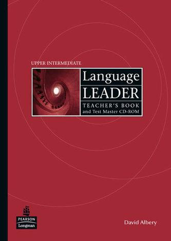 Language Leader Upper-intermediate Teachers Book and Test Master CD-ROM Pack - Albery David