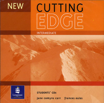 New Cutting Edge Intermediate Student CDs - Cunningham, Sarah