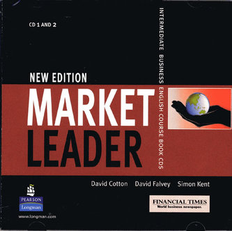 Market Leader Intermediate Class CD 1-2 - Cotton, David