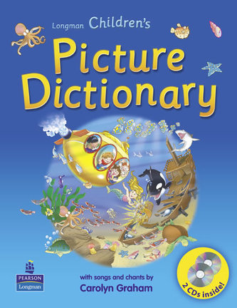 Longman Children´s Picture Dictionary with CD - Caroline Graham