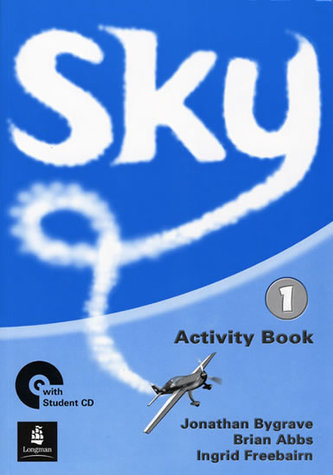 Sky 1: Activity Book and CD Pack - Bygrave Jonathan