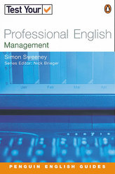 Test Your Professional English: Management