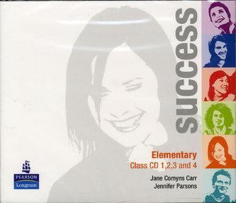 Success Elementary Class CD 1-4 - Pearson Jenny