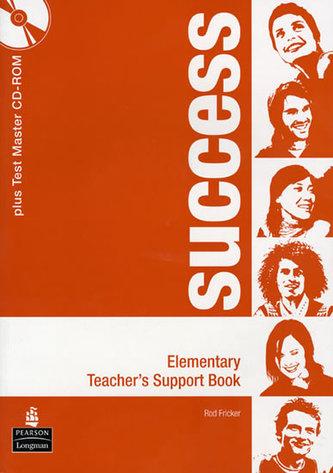 Success Elementary Teacher´s Book Pack - Fricker Rod