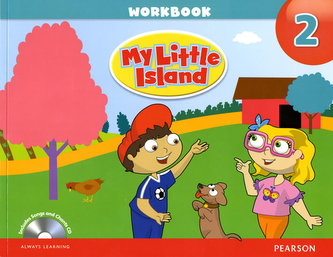 My Little Island 2: Workbook with Songs & Chants Audio CD - Leone Dyson