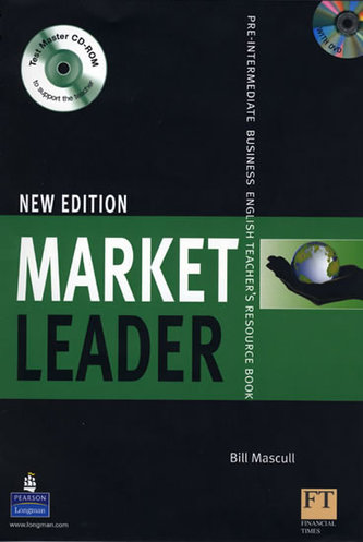 Market Leader: Pre-Intermediate Teacher´s Book and DVD Pack - Mascull Bill