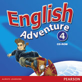 English Adventure 4 CD ROM