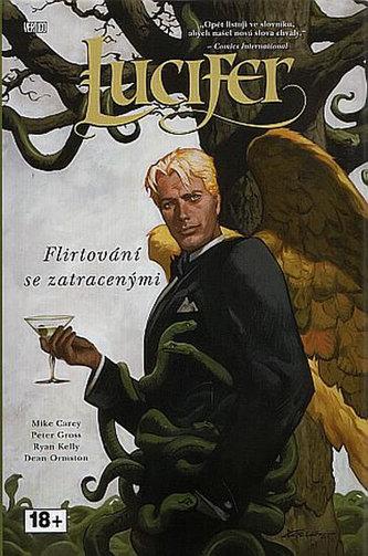 Lucifer 3 - Flirtování se zatracenými - Mike Carey