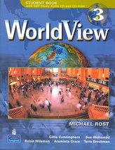 WorldView 3 with Self-Study Audio CD and CD-ROM Workbook