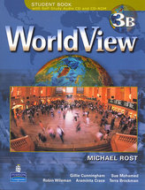 WorldView 3 Student Book 3B w/CD-ROM (Units 15-28)